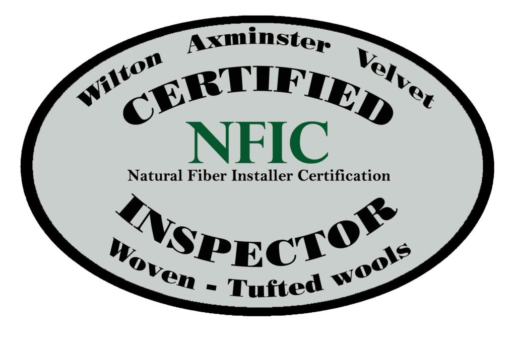 Natural Fiber Installer Certification